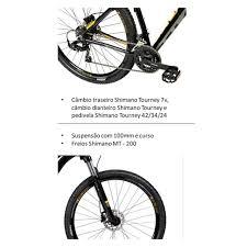 Frete grátis sul e sudeste a partir de r$129,00 (veja regras) até 10% off à vista no boleto bancário. Bicicleta Aro 29 21 Marchas Caloi Explorer Sport 2020 Preto Netshoes