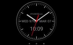 Watch Live Wallpaper-7 für Android ...