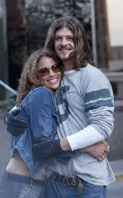 robin thicke and paula patton young love. Paula Patton Robin Thicke With And Young Love