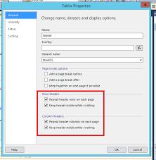 Freeze Column Headers and Row Headers in Excel Export Not Working