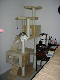 Cat Playhouse Designs Cat Tree Wikipedia