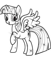 Small Picture The Best my little pony coloring pages princess twilight sparkle