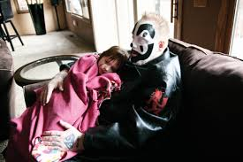 violent j and his daughter ruby photo by ysa