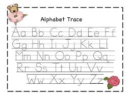 Letter Tracing Templates Letter Tracing Templates Under Fontanacountryinn Com
