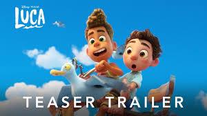Disney and Pixar's Luca