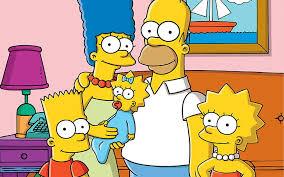 the simpsons cartoon family homer