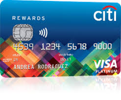 rewards card