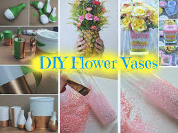 Small Picture 6 Beautiful DIY Vases to Decorate Your Home Part 1