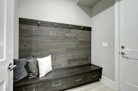 installation how it works gray wood wall shelf order plank accent walls
