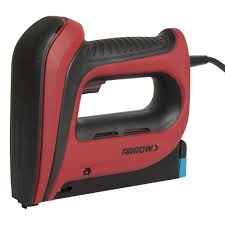 arrow fastener t50 5 in electric stapler