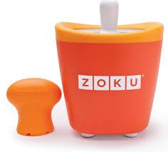 "<b>Набор для приготовления мороженого</b> Zoku ""Single Quick Pop ..."