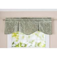 better homes and gardens valances. Brilliant Gardens Better Homes And Gardens Floral Valance  Walmartcom Intended And Valances R