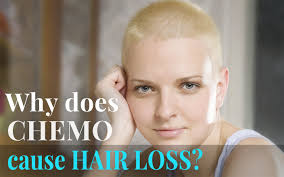 why does chemotherapy cause hair loss