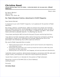 flight attendant cover letters flight attendant cover letter sample
