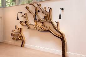 our latest large feature wall tree shelf project bespoak interiors on wall art shelf with large feature wall tree shelf project pinterest tree shelf