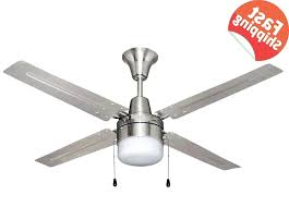 garage ceiling fan with remote diamond plate
