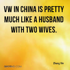 Vw Quote Zhang Xin Husband Quotes QuoteHD 48