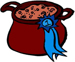 pot of chili drawing.  Drawing Crock Pot Chili Clipart Picture Black And White Library For Of Drawing U