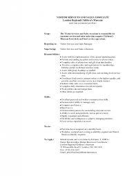 retail sales associate resume job description samples of resumes human resource associate job description