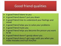 essays on characteristics of a good friend a true friend essays