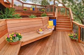 How To Customize Your Perfect Backyard Deck Amerhart - Exterior decking materials
