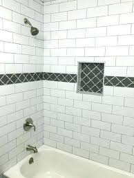 subway tile large grouting wall tile grouting wall tile large white subway tile with dark gray subway tile