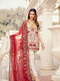 Rosy S Party Designers Iznik Chinon Chiffon Collection 2019 10 Rosy Blush In 2019