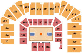 Carmichael Arena Tickets In Chapel Hill North Carolina
