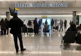 The measure, aimed at stopping the spread of the south african variant, comes into force from 13:00 on friday. Sage Advised Government To Close Borders Completely Last Month In Battle Against New Covid Strains Evening Standard