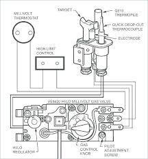 thermostat wireless for gas fireplace programmable honeywell millivolt 750 digital firepla