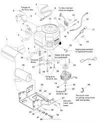 Honda small engine diagram inspirational simplicity regent 16hp hydro and 38 quot mower deck parts