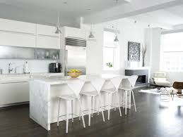 white kitchen design ideas for long term white kitchen design for airy and bright kitchen all white furniture design