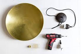 diy pendant lighting. DIY Pendant Lamp:supplies Diy Lighting