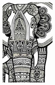 to print this free coloring page elephant te for noticeable pages s difficult elephants