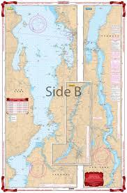 Champlain Canal And South Lake Champlain Navigation Chart 11
