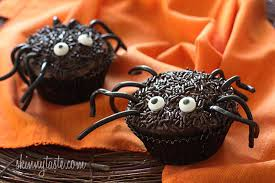 halloween spider cupcakes.  Spider Spooky Spider Halloween Cupcakes And Y