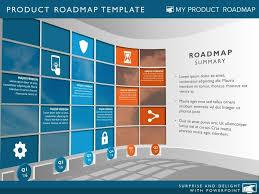 Six Phase Business Strategy Timeline Roadmap Template | Roadmaps ...