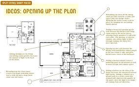 split entry house floor plans wonderful side split level house plans pictures ideas house entry level