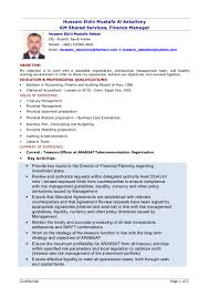 Yours Sincerely Mark Dixon 3 Chief Accountant Resume