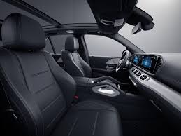 The dashboard is divided into two. Mercedes Benz Adds New 7 Seater To Its Suv Line Up