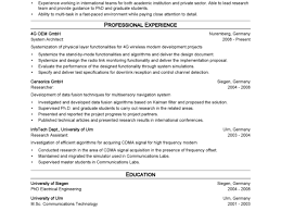 Should A Resume Be One Page Pretty B E Resumes Gallery Example Resume and Template Ideas 45