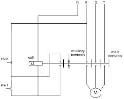 three phase induction motor starting methodology assessment typical connector connection diagram