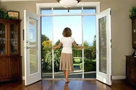 patio doors with screens. Fine With Sliding Screen Door Kit For French Doors  Patio With   On Patio Doors With Screens