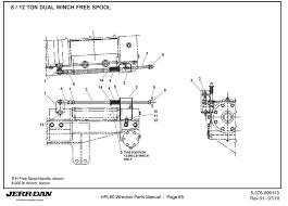 jerr dan 8 12 ton dual winch spool detroit wrecker s jerr dan 8 12 ton dual winch spool