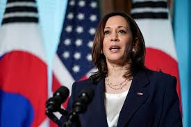 It's the only office in the federal government that straddles two of the three branches of government, the legislative and the executive. Harris To Push Back On China S South China Sea Claims During Asia Trip The Japan Times