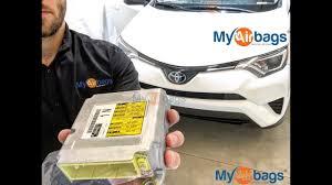 2007 Toyota Rav4 Airbag Light Toyota Rav4 Airbag Srs Module Location Reset Myairbags Com