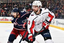 2018 Nhl First Round Playoff Preview Columbus Blue Jackets