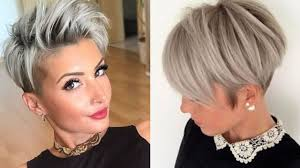 Winter 2018 2019 Haircut Trends Bobs Pixie Cuts More
