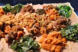 ethiopian feast homemade injera wot 2