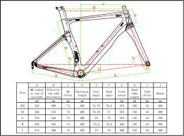 Seatpost Clamp Size Chart Us 431 2 12 Off Winder 2019 Carbon Frame Aero Bicycle Frameset Carbon Road Bike Frame Fork Seatpost Clamp Headset Xxs Xs S M L Xl In Bicycle